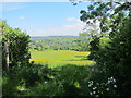 ST5562 : View from North Hill Farm over Chew Stoke by Dr Duncan Pepper