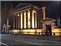 NT2673 : Surgeon's Hall Museum, Nicolson Street, at night by Robin Stott