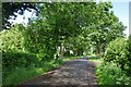 ST5164 : Bath and North East Somerset : Kingdown Road by Lewis Clarke