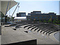 NT2673 : Amphitheatre, Our Dynamic Earth by Robin Stott