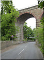 NT3264 : Newbattle Viaduct - 1 by Alan Murray-Rust