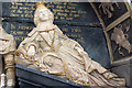 SS6811 : All Saints church, Eggesford - monument to Arthur, Viscount Chichester (detail 3) by Mike Searle