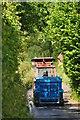 ST5364 : North Somerset : Parsonage Lane by Lewis Clarke
