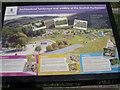 NT2673 : Interpreting the landscape, Scottish Parliament, Pàrlamaid na h-Alba by Robin Stott