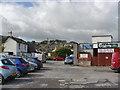 SX8671 : Marsh Road car park by Alan Hunt