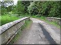 SE6082 : Mill Bridge crossing the River Rye by Pauline E