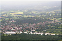 SU7682 : Henley-on-Thames: aerial 2013 by Chris