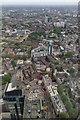 TQ3379 : View from The Shard, London SE1 by Christine Matthews