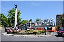SD9951 : Skipton War Memorial by Philip Halling