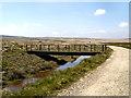 SD9915 : Bridge Over Catchment Drain by David Dixon