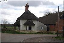 TQ6868 : Entrance Lodge to Cobham Park by N Chadwick
