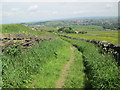 SE0930 : Bridleway - Brighouse & Denholme Road by Betty Longbottom