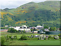 NS8596 : Menstrie yeast factory by Alan Murray-Rust