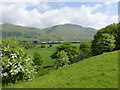 NS8595 : Valley of the River Devon by Alan Murray-Rust