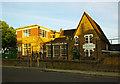 TQ3389 : Holy Trinity Primary School, Tottenham by Julian Osley
