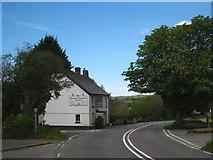 SX3477 : The Springer Spaniel pub at Treburley by Rod Allday