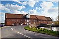 TF8343 : Burnham Overy Water Mill by Des Blenkinsopp