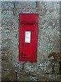 NU0840 : Wall post box, Fenham by Graham Robson