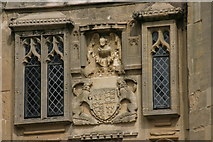 ST5545 : Wells, High Street  (5) by Chris' Buet