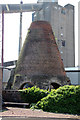 NS8892 : Northern Glass Cone, Alloa by Alan Murray-Rust