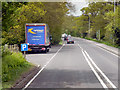 SP2666 : Lay By on Birmingham Road (A4177) by David Dixon