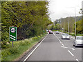 SP2666 : Westbound A4177, Birmingham Road by David Dixon