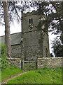 SE6679 : Gate into the churchyard, Nunnington by Pauline E