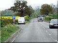 SP2368 : Birmingham Road Lay By near Hatton Green by David Dixon