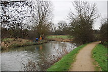 TL4311 : Stort Valley Way and Navigation by N Chadwick