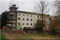 TL4311 : Little Parndon Watermill by N Chadwick