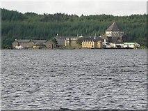 H0873 : Purgatory, Lough Derg by Kenneth  Allen