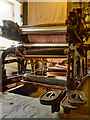 SJ8383 : Roller printer, Quarry Bank Mill by David Dixon