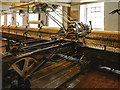 SJ8382 : Spinning Mule, Quarry Bank Mill by David Dixon