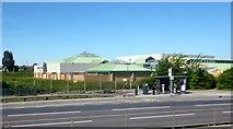 TQ4783 : Goresbrook Leisure Centre by Des Blenkinsopp