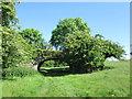 SD5187 : Horse Park Bridge by John Slater