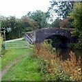 SO3105 : Canal bridge 74, Goytre by Jaggery