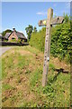SO5831 : The Wye Valley Walk at Ladyridge by Philip Halling