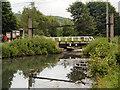 SK3155 : Bridge #2, Cromford Canal (Swingbridge at High Peak Junction) by David Dixon