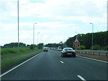 NS3628 : A78 near Monktonhead by Colin Pyle
