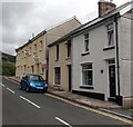 SO2105 : Clydach Cottages, Cwmtillery by Jaggery