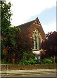 TQ3191 : St Cuthbert, Wolves Lane (1906-1907) by Julian Osley