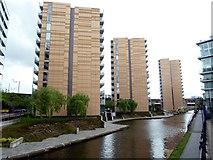 SJ8297 : Canalside development by Graham Hogg