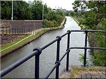 SJ8196 : Bridgewater Canal by Graham Hogg