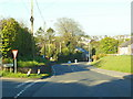SX1183 : The A39 at Camelford by Ian S