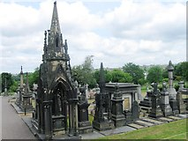 SE1734 : Undercliffe Cemetery by Alex McGregor