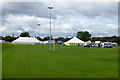 SK4833 : Long Eaton Carnival marquees by David Lally