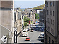 NT2673 : Cowgate from South Bridge by Alan Murray-Rust