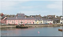 J5950 : The Portaferry Hotel from The Narrows by Eric Jones