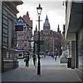 SK5739 : Exchange Walk by John Sutton
