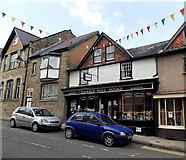 SO2956 : Castle Hill Books, Kington by Jaggery